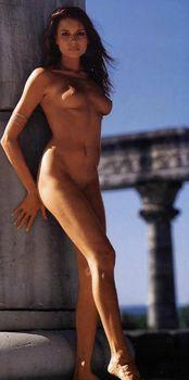 Обнаженная Любовь Толкалина в журнале Playboy фото #8