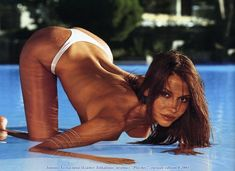 Обнаженная Любовь Толкалина в журнале Playboy фото #10
