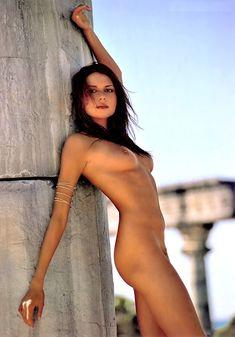 Обнаженная Любовь Толкалина в журнале Playboy фото #19