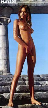 Обнаженная Любовь Толкалина в журнале Playboy фото #26