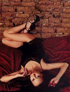 Марина Хлебникова разделась в журнале Playboy фото #4