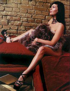 Марина Хлебникова разделась в журнале Playboy фото #5