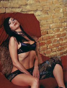 Марина Хлебникова разделась в журнале Playboy фото #6