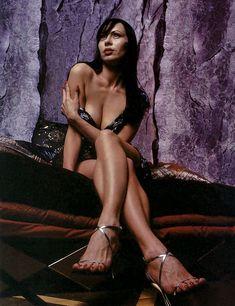 Марина Хлебникова разделась в журнале Playboy фото #7
