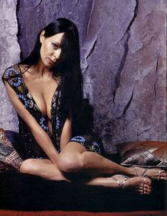 Марина Хлебникова разделась в журнале Playboy фото #8
