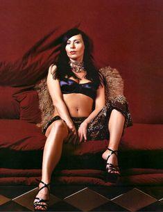 Марина Хлебникова разделась в журнале Playboy фото #9