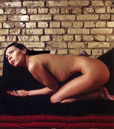 Марина Хлебникова разделась в журнале Playboy фото #11