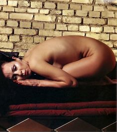 Марина Хлебникова разделась в журнале Playboy фото #13