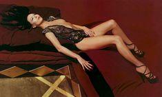 Марина Хлебникова разделась в журнале Playboy фото #14