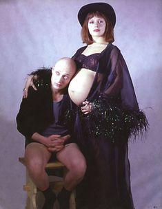 Голая беременная Мария Порошина в журнале «Махаон фото #2