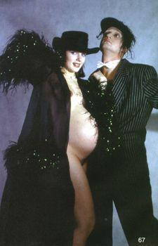 Голая беременная Мария Порошина в журнале «Махаон фото #6