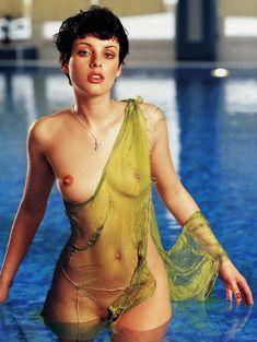 Мария Сёмкина разделась в журнале Playboy фото #4