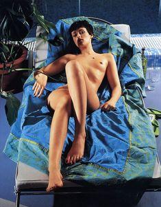 Мария Сёмкина разделась в журнале Playboy фото #7