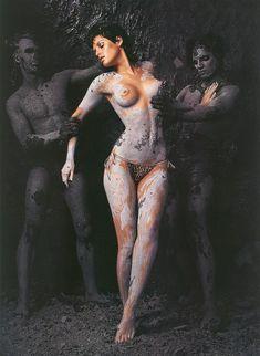 Мария Сёмкина топлесс фото #6