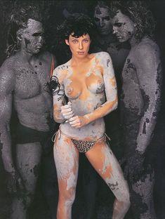 Мария Сёмкина топлесс фото #7