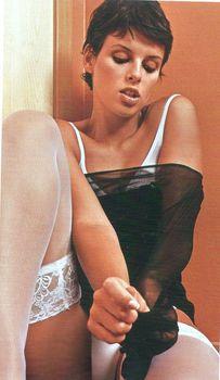 Обнаженная Мария Сёмкина в журнале Playboy фото #4