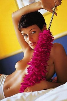 Обнаженная Мария Сёмкина в журнале Playboy фото #8