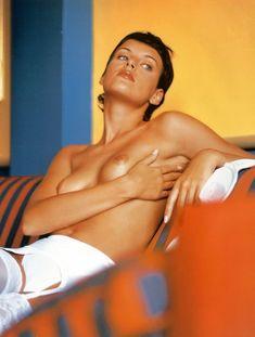 Обнаженная Мария Сёмкина в журнале Playboy фото #10