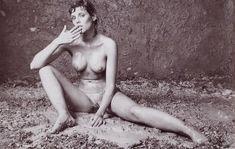 Откровенная фотосессия с голой Марией Сёмкиной фото #1