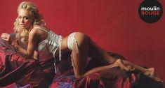Секси Маша Малиновская в журнале Moulin Rouge фото #3