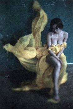 Интимная фотосессия Надежды Грановской фото #2
