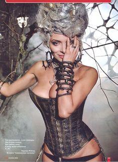 Эро Надежда Грановская в журнале XXL фото #2