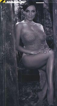 Сочная грудь Надежды Грановской в журнале Maxim фото #6