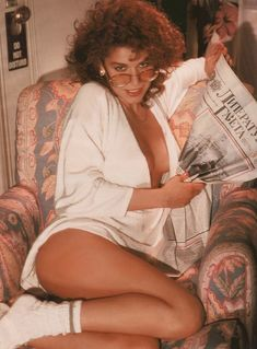 Обнаженная Наталья Негода в журнале Playboy фото #2