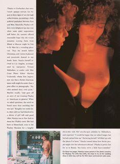 Обнаженная Наталья Негода в журнале Playboy фото #4