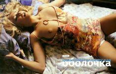 Оксана Акиньшина показала голую сиську в журнале GQ фото #5