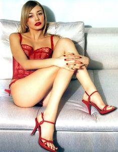 Эротичная Оксана Акиньшина в журнале FHM фото #2
