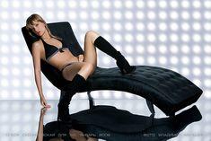 Длинноногая Олеся Судзиловская в журнале XXL фото #5