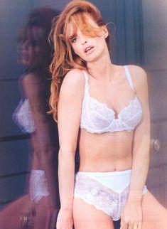 Ольга Родионова в белье для журнала XXL фото #5