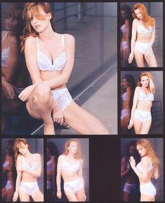 Ольга Родионова в белье для журнала XXL фото #7