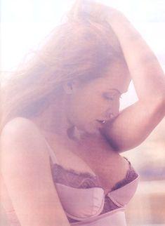 Ольга Родионова в белье для журнала XXL фото #8