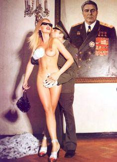 Ольга Родионова разделась в журнале Playboy фото #1