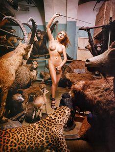 Ольга Родионова разделась в журнале Playboy фото #5