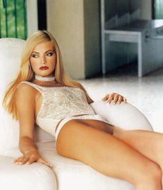 Обнаженная Ольга Родионова в журнале Playboy фото #3