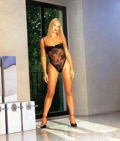 Обнаженная Ольга Родионова в журнале Playboy фото #5