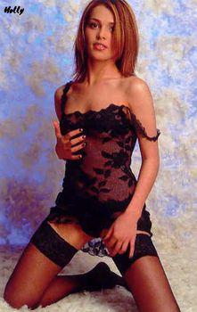 Сати Казанова в эротическом белье для «Пингвин» фото #8