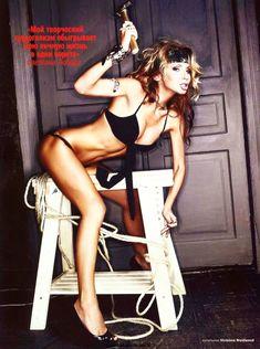 Секси Светлана Лобода в журнале EGO фото #3