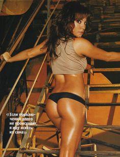 Светлана Светикова разделась в журнале Maxim фото #1