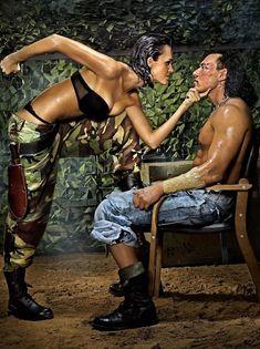 Анастасия Сланевская в эротической фотосессии для Penthouse фото #2