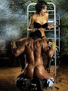 Анастасия Сланевская в эротической фотосессии для Penthouse фото #7