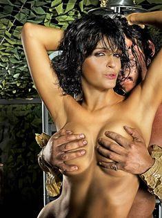 Анастасия Сланевская в эротической фотосессии для Penthouse фото #8