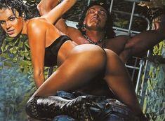 Анастасия Сланевская в эротической фотосессии для Penthouse фото #9
