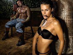 Анастасия Сланевская в эротической фотосессии для Penthouse фото #11