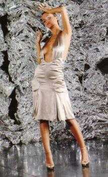 Певица Слава засветила сиськи в журнале «Пингвин» фото #13