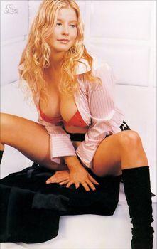 Секси Татьяна Арно в журнале FHM фото #3