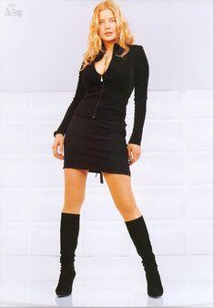 Секси Татьяна Арно в журнале FHM фото #4